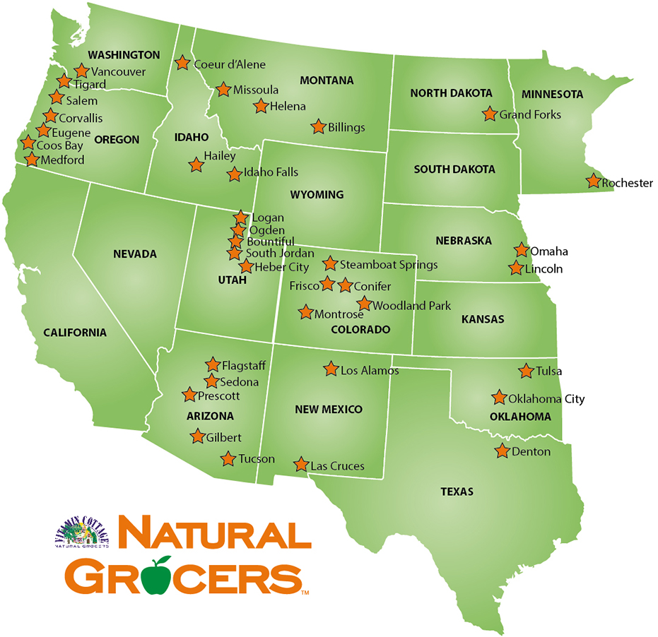Natural Grocers Locations